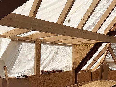 Zimmerei Elwardt - Dachstühle