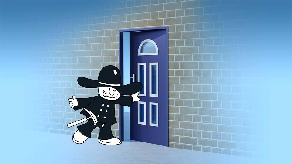 Zimmerei Elwardt - Fenster und Türen - Illustration