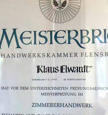 Zimmerei Elwardt - Bordesholm