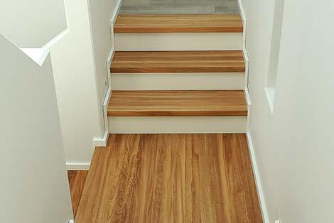 Zimmerei Elwardt - Treppen